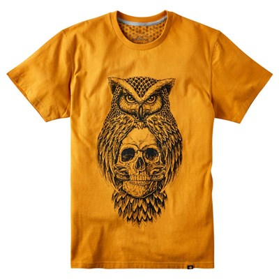 Joe Browns Owl Skull Tee