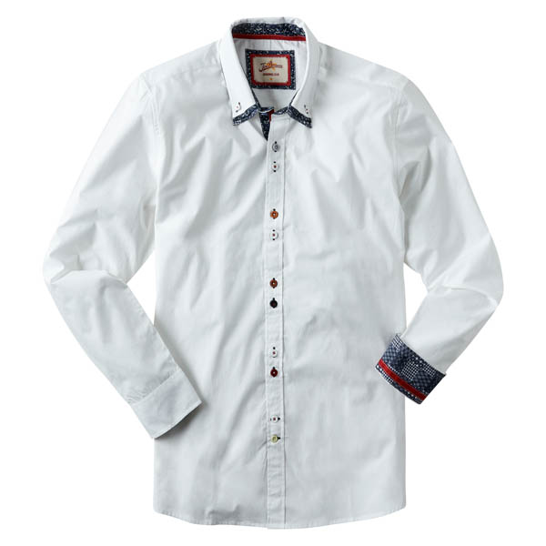 Joe Browns Triple The Style Shirt White
