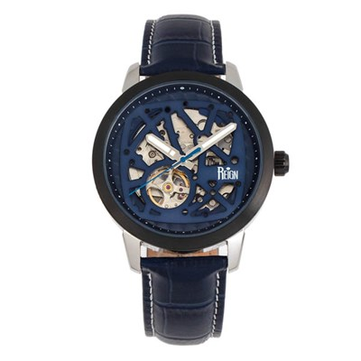 Reign Gents Rudolf Automatic Watch with Genuine Leather Strap
