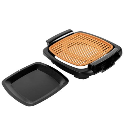 Salter Copper Electric Grill