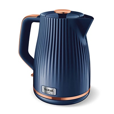 Tefal Loft KO250440 Kettle - 1.7L Midnight Blue and Rose Gold