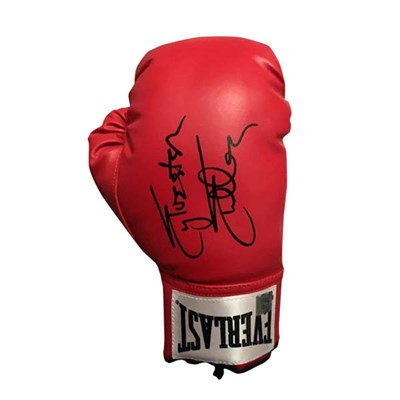 Rocky Official Boxing Glove Personally Signed by Sylvester Stallone