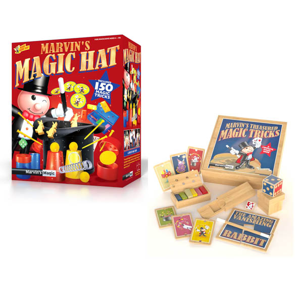 Magic Made Easy  - Magic Hat and Treasured Tricks No Colour