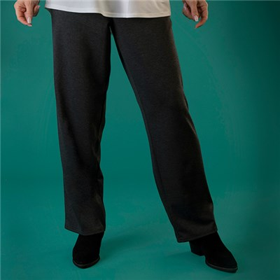 Nicole Relaxed Ponte Trouser with Pockets
