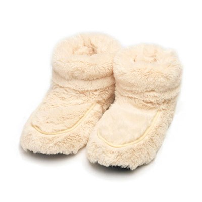 Warmies Microwaveable - Marshmallow Boots