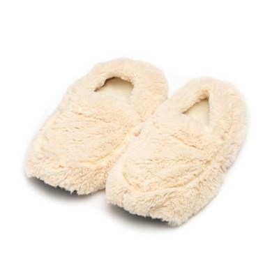 Warmies Microwaveable - Marshmallow Slippers