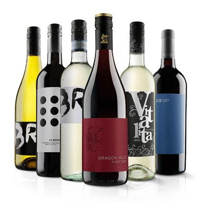 Virgin Wines Must Have Mixed Wine Six Pack