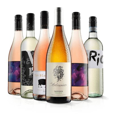 irgin Wines Must Have White Wine and Rose Six Pack