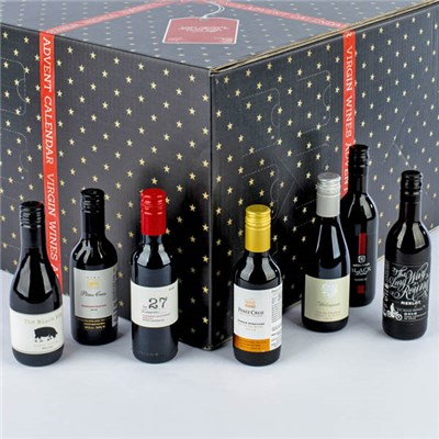 Virgin Wines Luxury Red Wine Advent Calendar (24 bottles)
