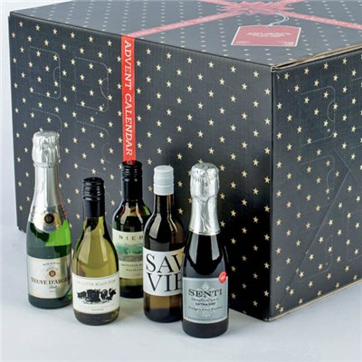 Virgin Wines Luxury White Wine Advent Calendar (24 bottles)