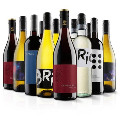 Virgin Wines Must Have 12 Bottle Mixed Wine Selection