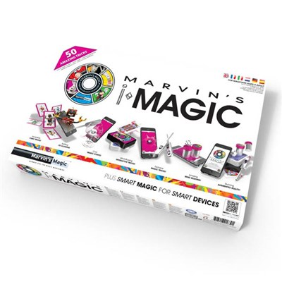 Marvins 50 iMagic Tricks Multilingual
