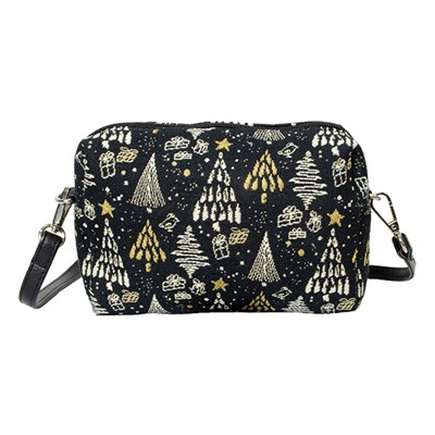 Signare Hip Party Bag - Xmas Tree