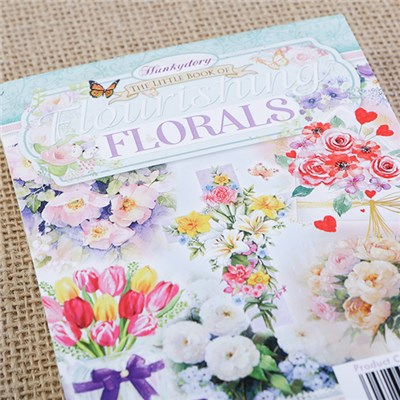 Hunkydory The Little Book of Flourishing Florals - A6 Pads