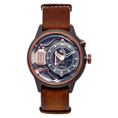 The Electricianz Gents Electric Code The MokaZ Watch
