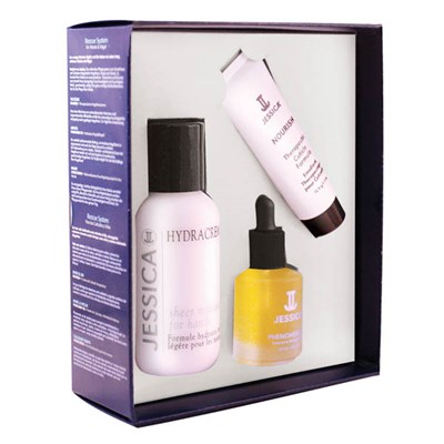 Jessica Hydration Treatment Kit (Nourish, Phenomen Oil, Hydracreme)