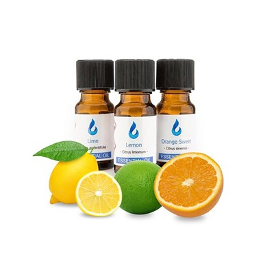 Atmos Citrus Oil Collection x 3