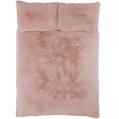 Shaggy Teddy Fleece Double Duvet Set