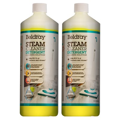 Beldray Steam Cleaner Detergent 2-Pack