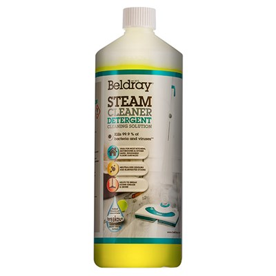Beldray Steam Cleaner Detergent 1L Bottle