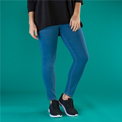 Indigo & Co Pull On Jegging - 27 Inch