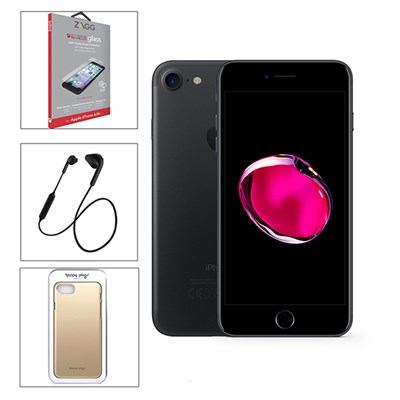 AzTech Apple iPhone 7 (128GB) Pre-Owned Smartphone Bundled with Accessories 4