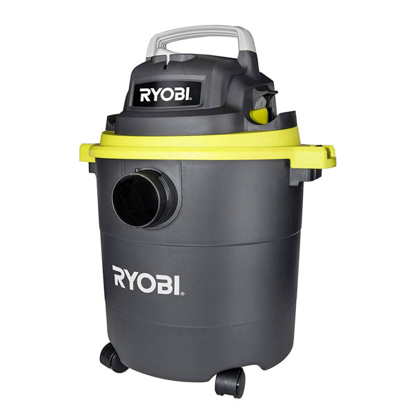 Ryobi 1250w 18L Workshop Vacuum No Colour