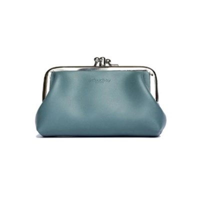 Willow Bay Australia PENNY PURSE Vegan Leather - SLATE BLUE