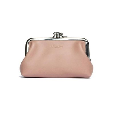 Willow Bay Australia PENNY PURSE Vegan Leather - BLUSH PINK