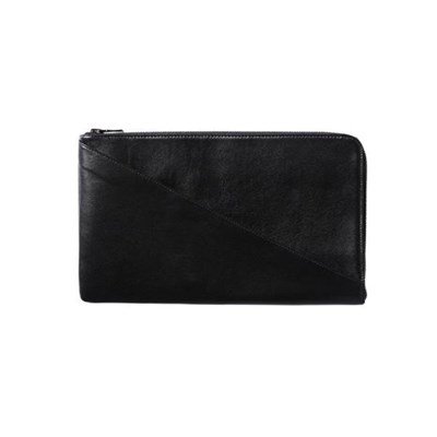 Hills & West Morgan Collection Business Folio Black