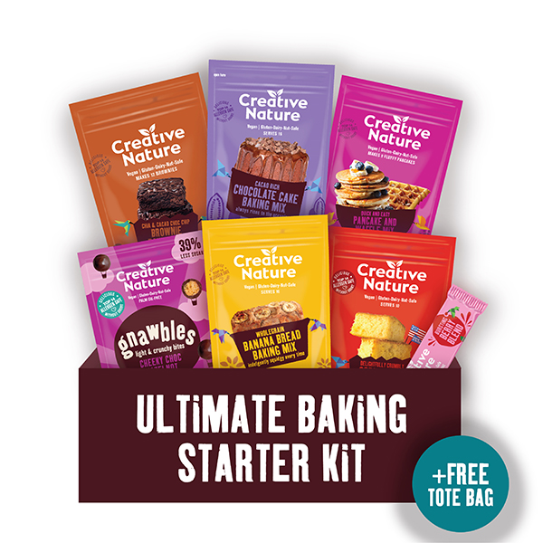 Creative Nature Baking Bundle - Baking with Ease No Colour
