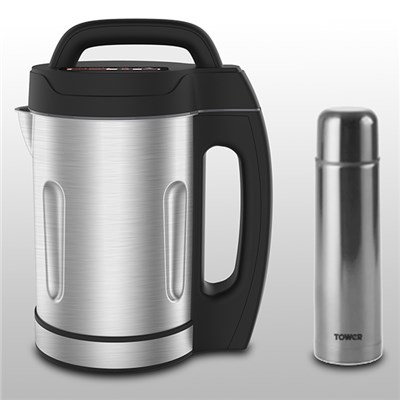 Tower Soup Maker with Flask