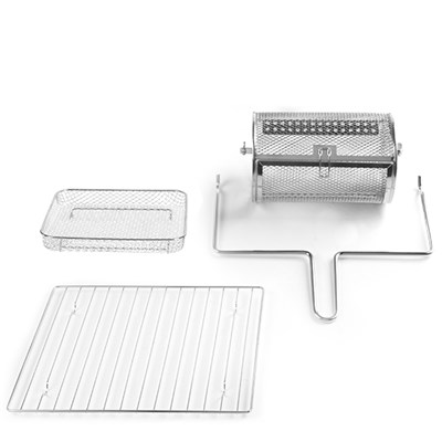 Salter Oven Accessory Kit for EK3999 Model inc. Bake Rack, Air Fryer Basket and Rotating Cage