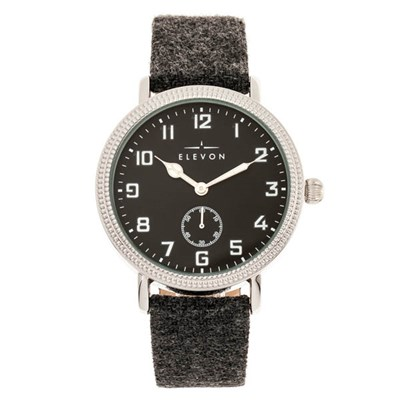 Elevon Gents Northrop Watch with Genuine Leather Strap