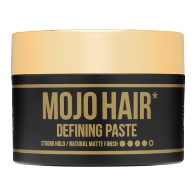 Mojo Hair Defining Paste 75ml Strong Hold / Natural Matte Finish