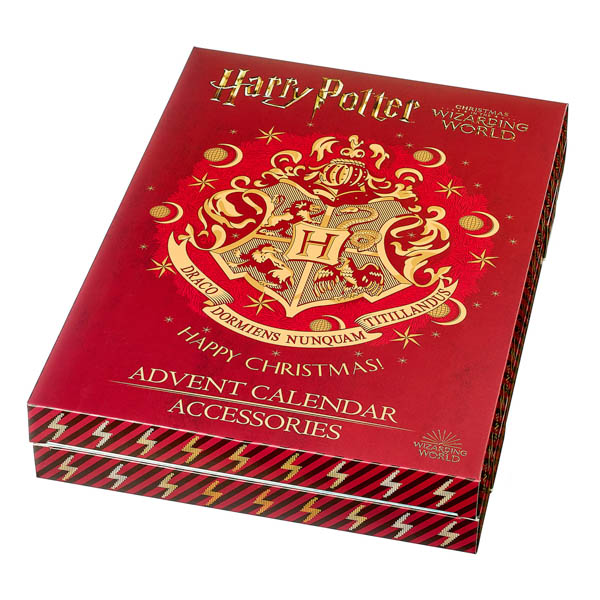 Harry Potter Accessories Advent Calendar with 24 Items No Colour