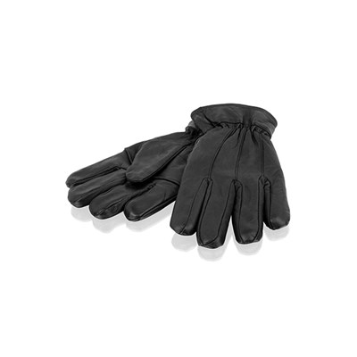 Woodland Leather Mens Classic Stitch Detail Gloves