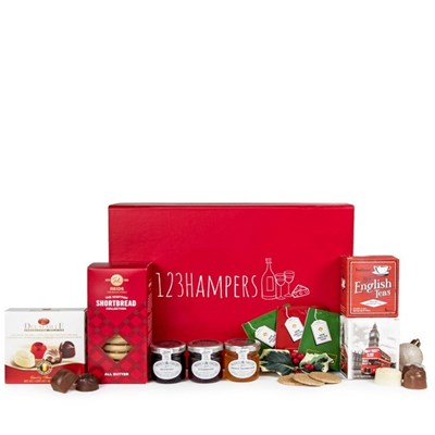 Afternoon Tea and Treats Selection Hamper