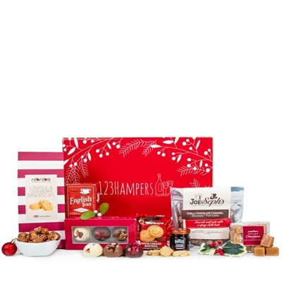 Seasonal Goodies Box Selection Hamper