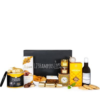 Seasons Greetings Festive Christmas Hamper