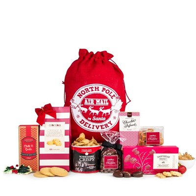 With Love From Santa Christmas Hamper