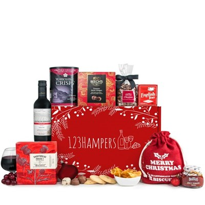 Christmas Delights Festive Hamper
