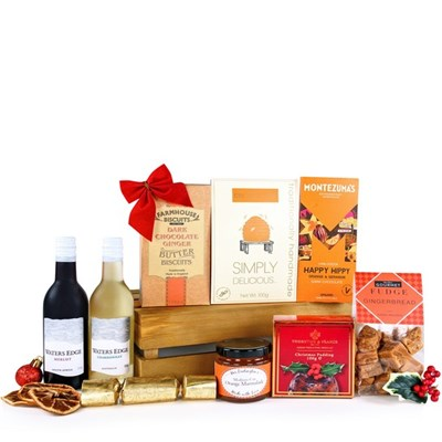 By The Fire Bundle Selection Hamper