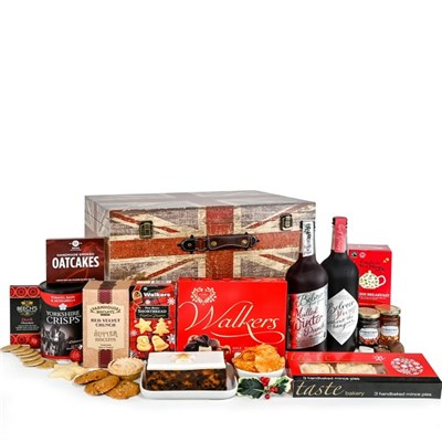 Britain'S Best Christmas Selection Hamper