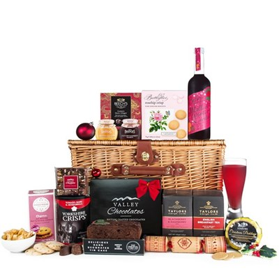 Christmas Time Festive Family Hamper