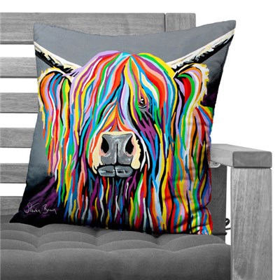 Steven Brown Charlie McCoo 45 x 45cm Cushion