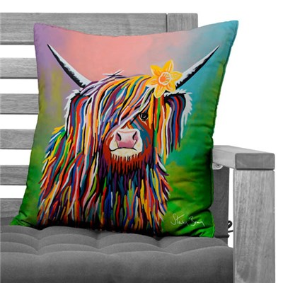 Steven Brown Marie McCoo 45 x 45cm Cushion