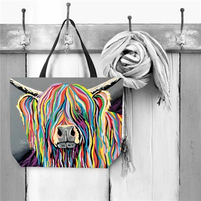 Steven Brown Charlie McCoo Tote Bag