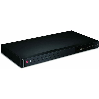 LG DP542H Full HD 1080p DVD Player - Black