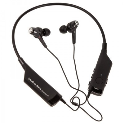 Audio-Technica ATH-ANC40BT Active Noise Cancelling Wireless In-Ear HeadphonesPreferences